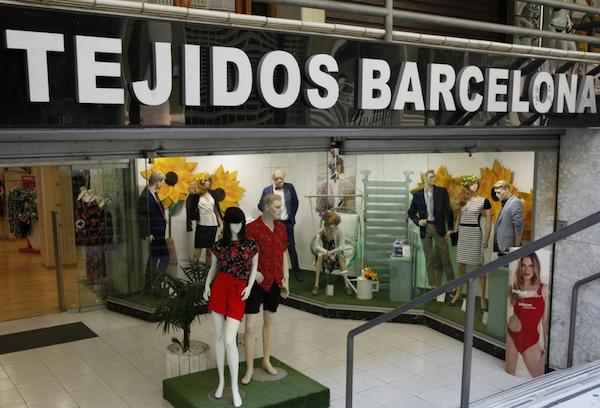 Tienda Tejidos Barcelona, San Francesc de Borja - Gandia